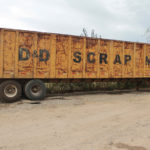 D&D Scrap Metal trailer