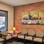 MTT2 Interior waiting room
