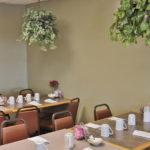Star Cafe interor - empty tables